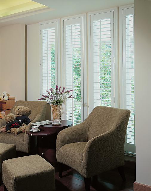 Lifetime Plantation Shutters