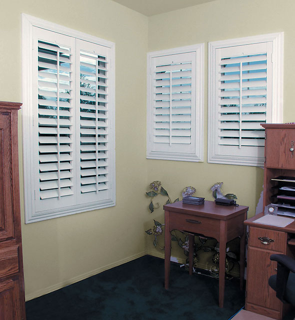 Lifetime Plantation Shutters 24