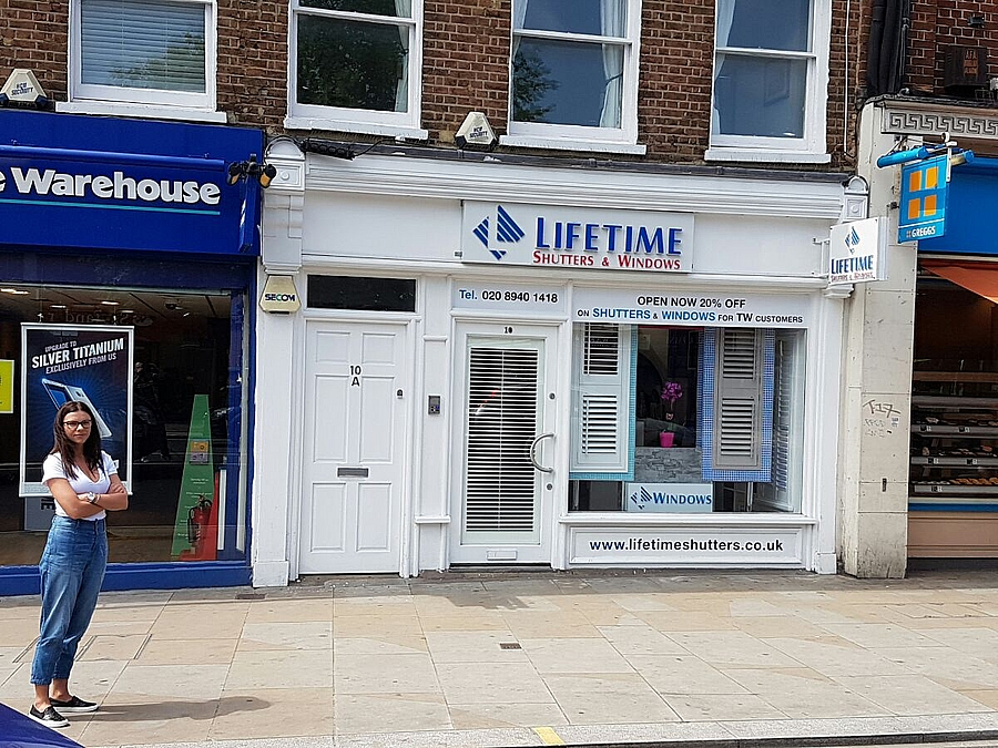 Lifetime Showroom Twickenham