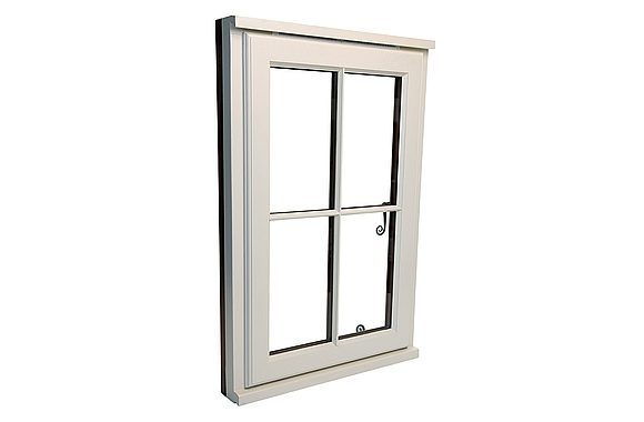 Traditional Casement Window 3